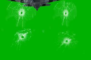 飞机扫射屏幕