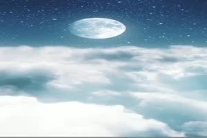 云中月 巧影素材 竖版特效