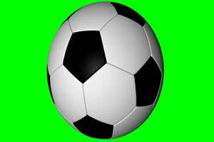 足球 2 体育 绿屏抠像素材