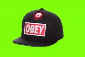 帽子 带logo Thuglife生活 大金链子 特效素材