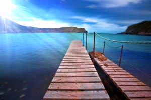 03 唯美风景 栈桥