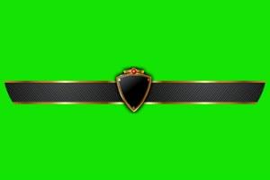 对战 对打 血条6 VS 拳皇街机游戏  特效后期绿屏