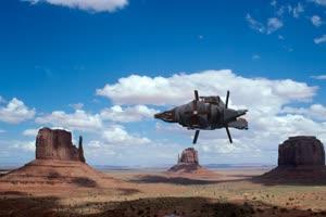 航天飞机 宇宙飞船 UFO飞船 天空科技 14  特效牛绿