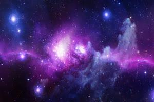 灿烂星河 宇宙星空 背景特