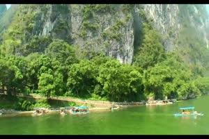 山水背景山水背景 背景素