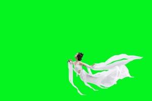 仙女 嫦娥 飞天 古装美女