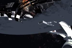 航天飞机 宇宙飞船 UFO飞船 天空科技 21  特效牛绿