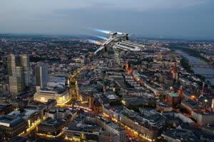航天飞机 宇宙飞船 UFO飞船 天空科技 15  特效牛绿