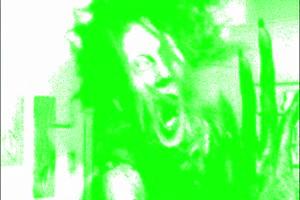 恐怖幻想 鬼片 绿屏绿幕 抠像素材