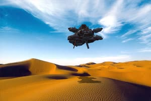航天飞机 宇宙飞船 UFO飞船 天空科技 26  特效牛绿
