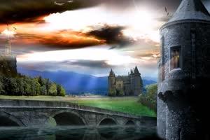 11 唯美风景 古堡