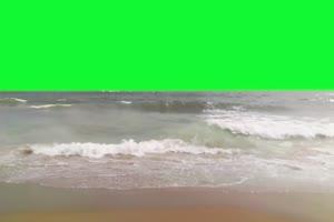 海洋 海滩