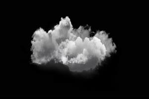 云朵 腾云驾雾 透明通道 专业超清抠像素材05