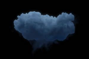乌云 闪电  特效素材 特性