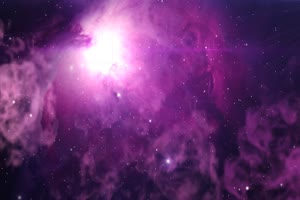 星云 宇宙星空 背景特效素材